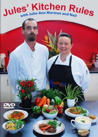 Jules Kitchen Rules Cooking Demo Julie Ann Mormon