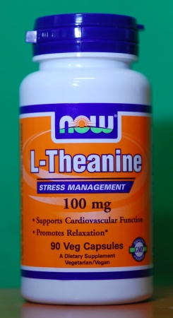 L theanine side effects