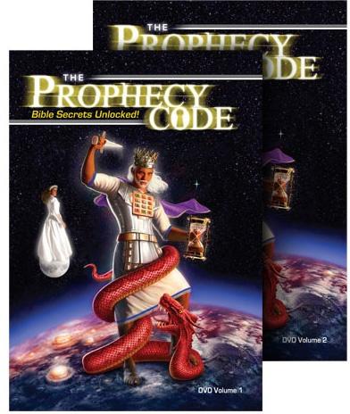 The Prophecy Code DVD'S + Bible Studies - Doug Batchelor