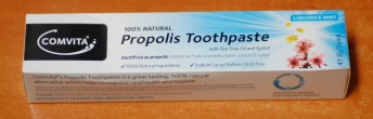 100% Natural Propolis Toothpaste