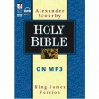 Scourby KJV Audio Bible: King James Version MP3 CD