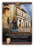 Heroes of Faith DVD series